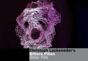 Angst / 3D Cartoons / Serie bitter pills von Christph Luckeneder
