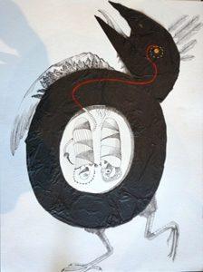 Illustration 02 von Antonina Jasińska Kunsrcafe-3 die neuen milben