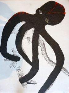 Illustration von Antonina Jasińska kunstcafe-3 die neuen milben