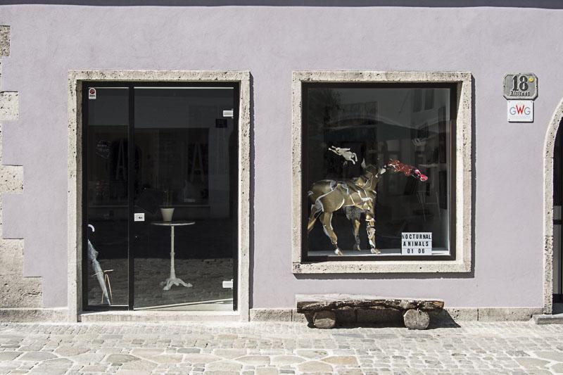 Sturm und Drang Galerie / Altstadt18 Linz