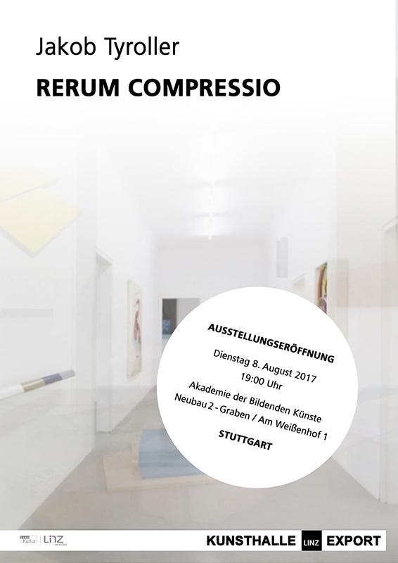 KUNSTHALLE LINZ EXPORT_Stuttgart_KunsthalleLinz_Rerum-Compressio_Jakob-Tyroller
