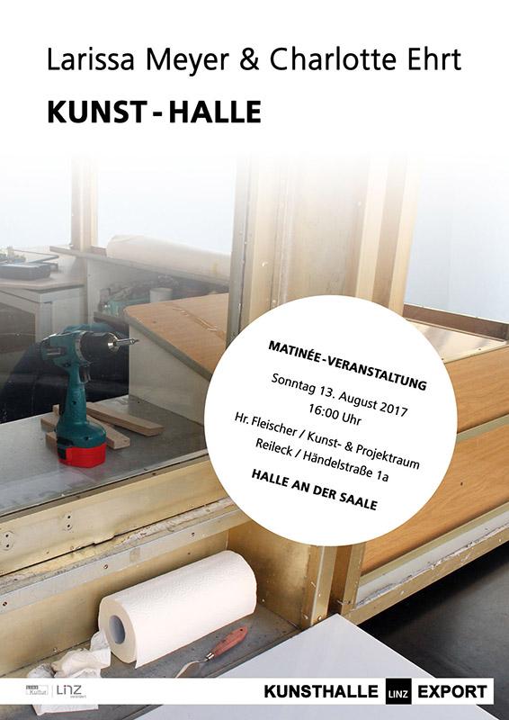 KUNSTHALLE LINZ EXPORT_Halle_KunsthalleLinz_Larissa-Meyer_Charlotte-Ehrt