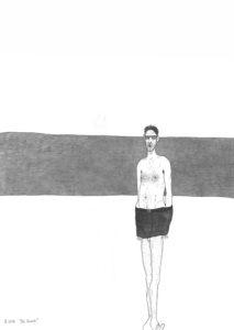Bild_Werner-Reiterer_Die-Grazie_2016_gezeichnete-Ausstellung_70x50cm