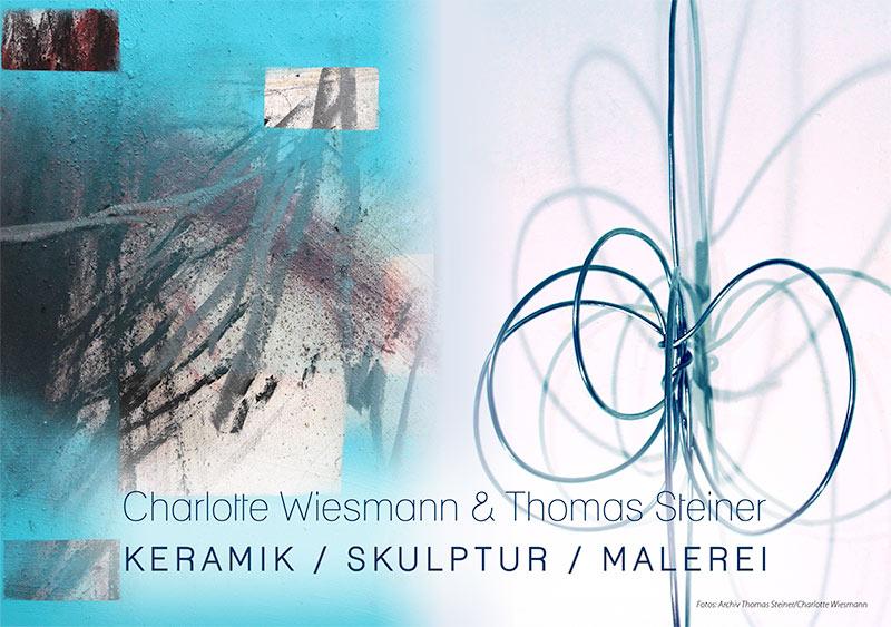 KERAMIK / SKULPTUR / MALEREI WIESMANN_STEINER_Bild