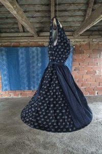 Blaudruck auf Textilien von Anita Prammer