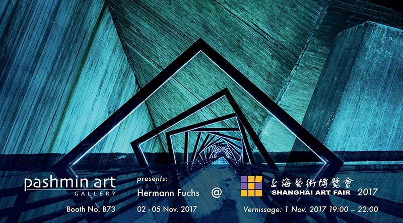 Hermann Fuchs art shanghai 2017
