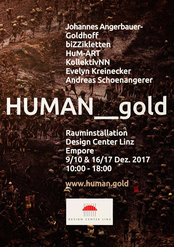 HUMAN-humangold-HUMAN-gold Mensch