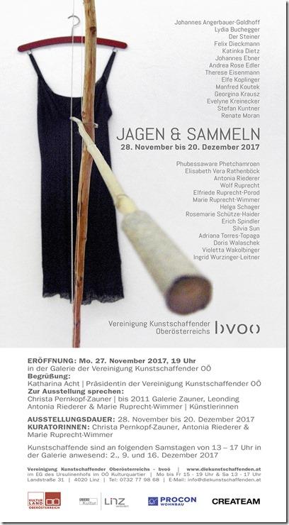 Jahresausstellung BVOÖ2017