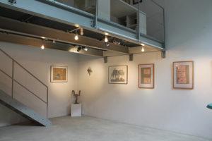 Bruno Gironcoli GalerieHalleLinz201802