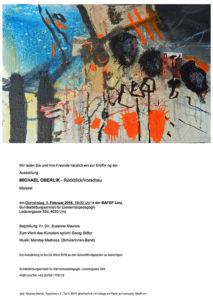 Michael Oberlik Einladung BAFEPges