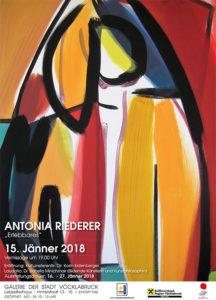 Einadung Antonia Riederer Lebzelterhaus Vöcklabruck 201801