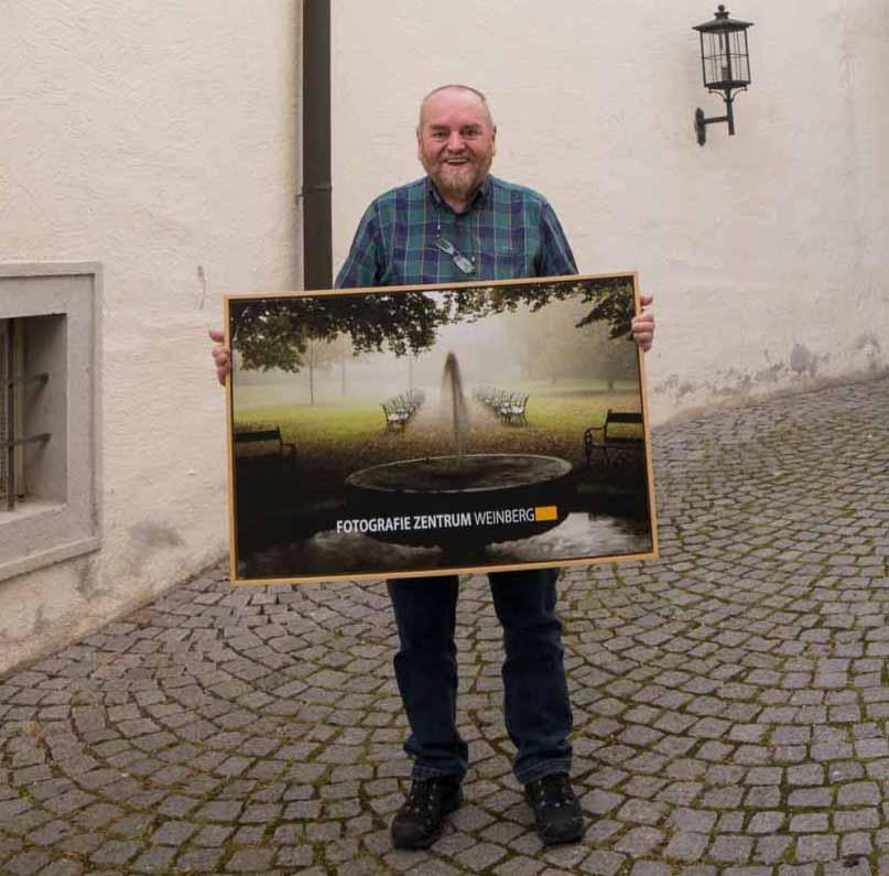 Fotos für die Nachwelt Sepp Puchner