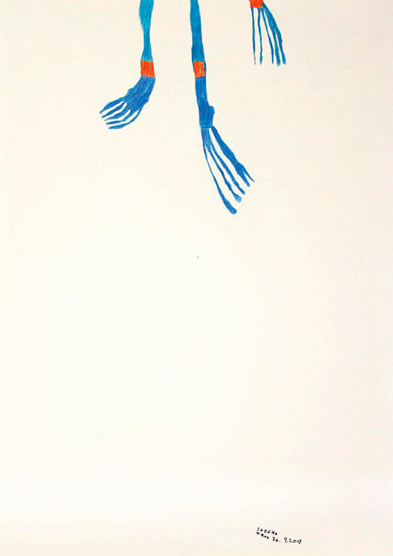 Stefan Mann / MANN-ANOTIMISCH / Galerie Kuturformen 201802