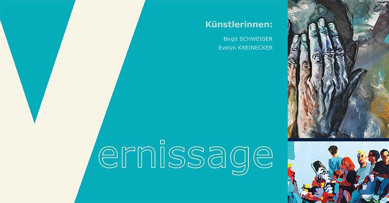 Hinter den Gründen / Bigit Schweiger & Evelyn Kreinecker / LinzAG Kunstnforum 201802