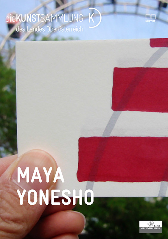 Maya Yonesho / Donau-Zyklus / Die-Kunstsammlung-OÖ_201803
